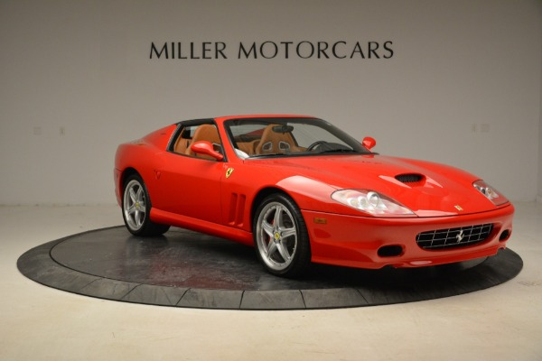 Used 2005 Ferrari Superamerica for sale $299,900 at Maserati of Greenwich in Greenwich CT 06830 10