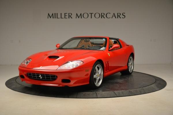 Used 2005 Ferrari Superamerica for sale $299,900 at Maserati of Greenwich in Greenwich CT 06830 12