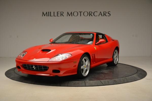 Used 2005 Ferrari Superamerica for sale $299,900 at Maserati of Greenwich in Greenwich CT 06830 13