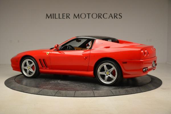 Used 2005 Ferrari Superamerica for sale $299,900 at Maserati of Greenwich in Greenwich CT 06830 15