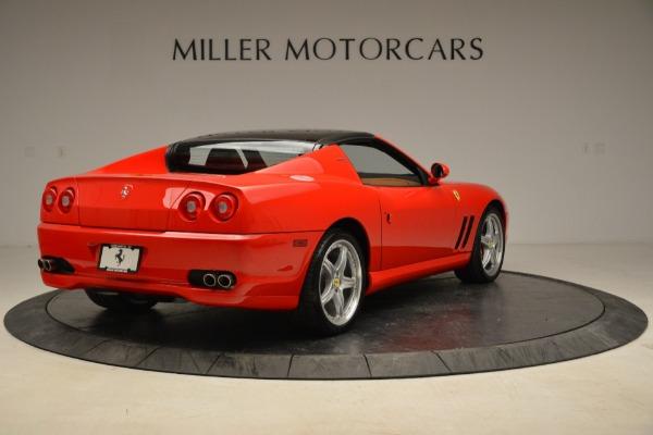Used 2005 Ferrari Superamerica for sale $299,900 at Maserati of Greenwich in Greenwich CT 06830 17