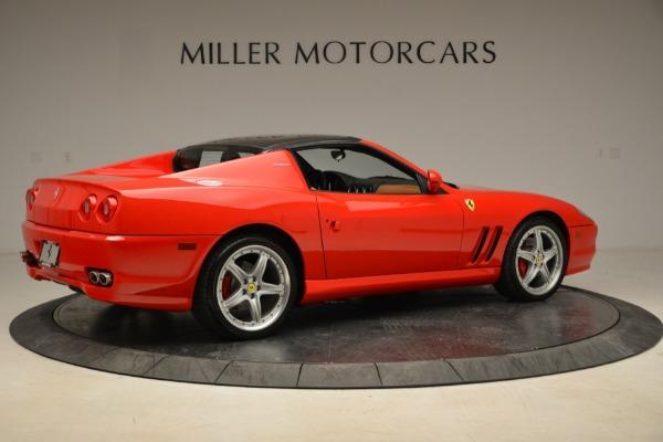 Used 2005 Ferrari Superamerica for sale $299,900 at Maserati of Greenwich in Greenwich CT 06830 18