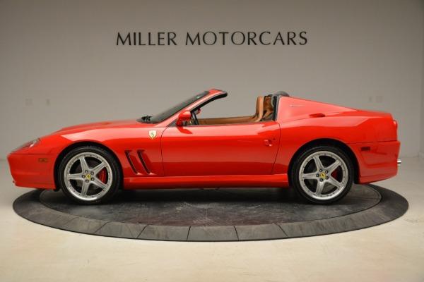 Used 2005 Ferrari Superamerica for sale $299,900 at Maserati of Greenwich in Greenwich CT 06830 2