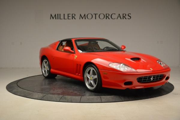 Used 2005 Ferrari Superamerica for sale $299,900 at Maserati of Greenwich in Greenwich CT 06830 20