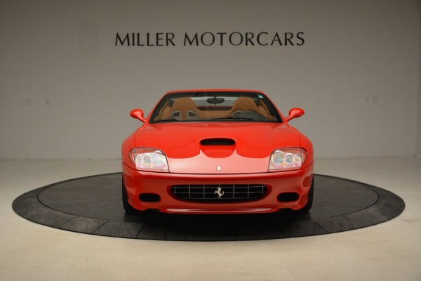 Used 2005 Ferrari Superamerica for sale $299,900 at Maserati of Greenwich in Greenwich CT 06830 21