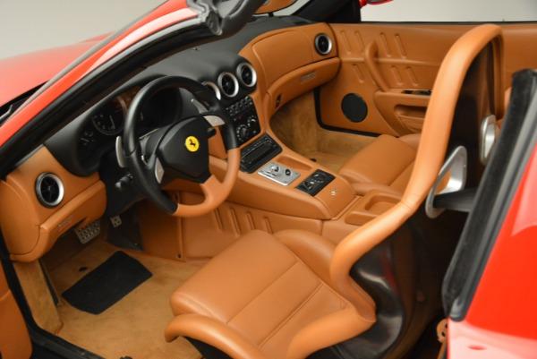Used 2005 Ferrari Superamerica for sale $299,900 at Maserati of Greenwich in Greenwich CT 06830 22