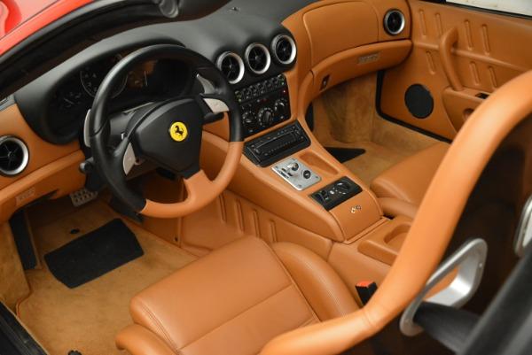 Used 2005 Ferrari Superamerica for sale $299,900 at Maserati of Greenwich in Greenwich CT 06830 23