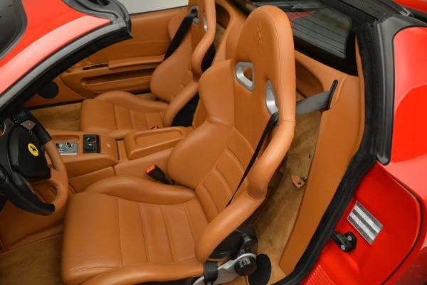 Used 2005 Ferrari Superamerica for sale $299,900 at Maserati of Greenwich in Greenwich CT 06830 24