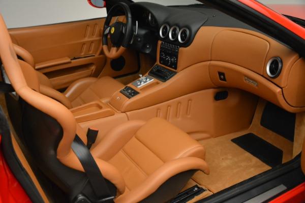 Used 2005 Ferrari Superamerica for sale $299,900 at Maserati of Greenwich in Greenwich CT 06830 26