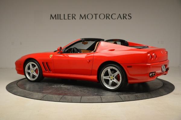 Used 2005 Ferrari Superamerica for sale $299,900 at Maserati of Greenwich in Greenwich CT 06830 3