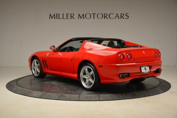 Used 2005 Ferrari Superamerica for sale $299,900 at Maserati of Greenwich in Greenwich CT 06830 4