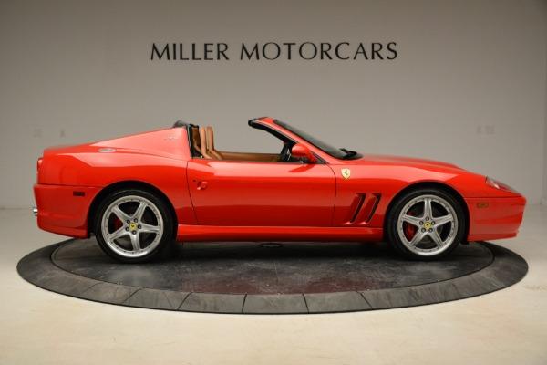 Used 2005 Ferrari Superamerica for sale $299,900 at Maserati of Greenwich in Greenwich CT 06830 8