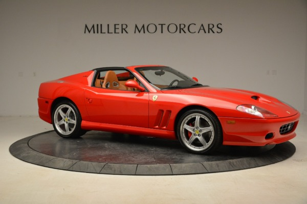 Used 2005 Ferrari Superamerica for sale $299,900 at Maserati of Greenwich in Greenwich CT 06830 9