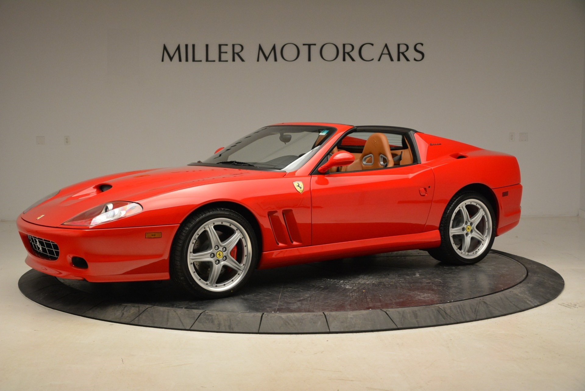 Used 2005 Ferrari Superamerica for sale $299,900 at Maserati of Greenwich in Greenwich CT 06830 1