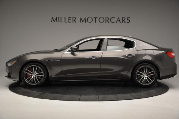 Used 2016 Maserati Ghibli S Q4 for sale Sold at Maserati of Greenwich in Greenwich CT 06830 3
