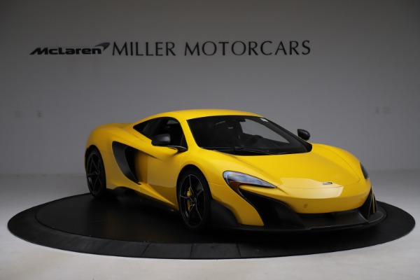 Used 2016 McLaren 675LT for sale $225,900 at Maserati of Greenwich in Greenwich CT 06830 10