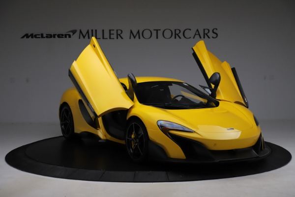 Used 2016 McLaren 675LT for sale $225,900 at Maserati of Greenwich in Greenwich CT 06830 11