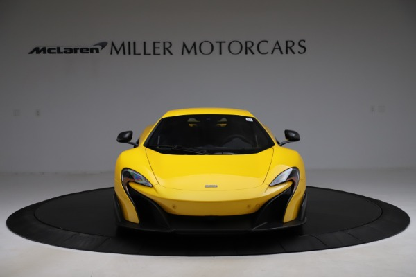 Used 2016 McLaren 675LT for sale $225,900 at Maserati of Greenwich in Greenwich CT 06830 12