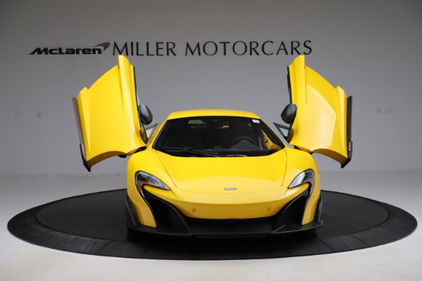 Used 2016 McLaren 675LT for sale $225,900 at Maserati of Greenwich in Greenwich CT 06830 13