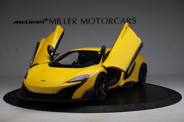 Used 2016 McLaren 675LT for sale $225,900 at Maserati of Greenwich in Greenwich CT 06830 14