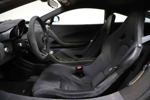 Used 2016 McLaren 675LT Coupe for sale $225,900 at Maserati of Greenwich in Greenwich CT 06830 16