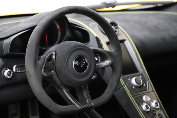 Used 2016 McLaren 675LT for sale $225,900 at Maserati of Greenwich in Greenwich CT 06830 18