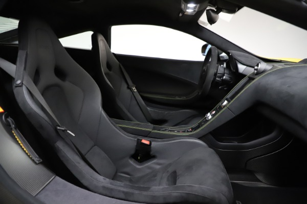 Used 2016 McLaren 675LT for sale $225,900 at Maserati of Greenwich in Greenwich CT 06830 22