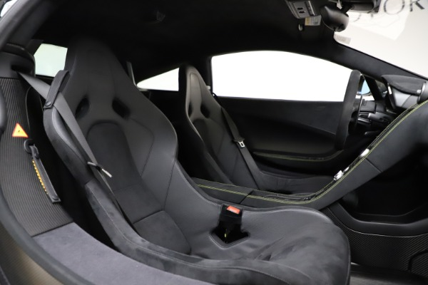 Used 2016 McLaren 675LT Coupe for sale $225,900 at Maserati of Greenwich in Greenwich CT 06830 23