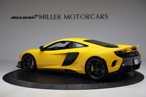 Used 2016 McLaren 675LT Coupe for sale $225,900 at Maserati of Greenwich in Greenwich CT 06830 3