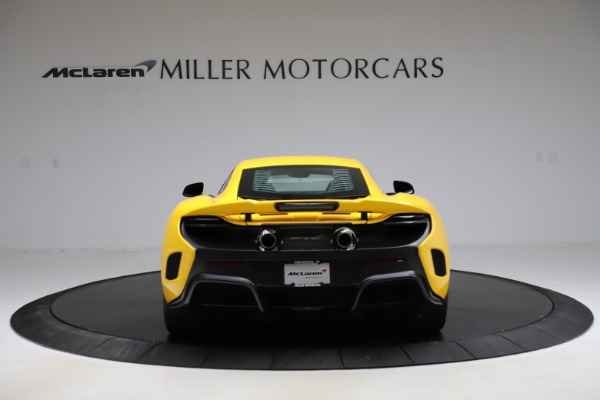 Used 2016 McLaren 675LT for sale $225,900 at Maserati of Greenwich in Greenwich CT 06830 5