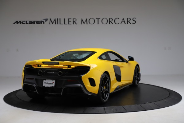 Used 2016 McLaren 675LT Coupe for sale $225,900 at Maserati of Greenwich in Greenwich CT 06830 6
