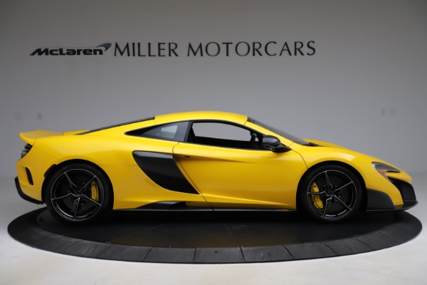 Used 2016 McLaren 675LT for sale $225,900 at Maserati of Greenwich in Greenwich CT 06830 8