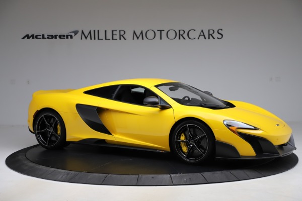 Used 2016 McLaren 675LT Coupe for sale $225,900 at Maserati of Greenwich in Greenwich CT 06830 9