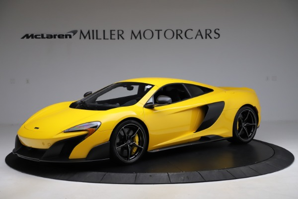 Used 2016 McLaren 675LT Coupe for sale $225,900 at Maserati of Greenwich in Greenwich CT 06830 1