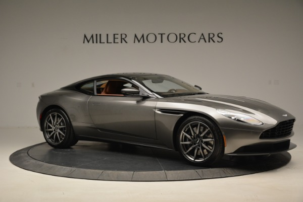 Used 2018 Aston Martin DB11 V12 for sale $169,990 at Maserati of Greenwich in Greenwich CT 06830 10