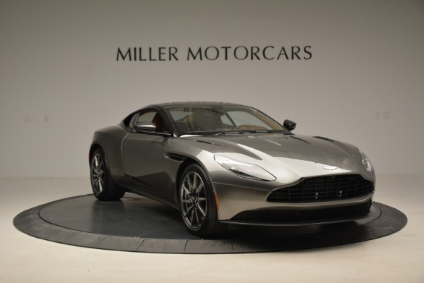Used 2018 Aston Martin DB11 V12 for sale $169,990 at Maserati of Greenwich in Greenwich CT 06830 11