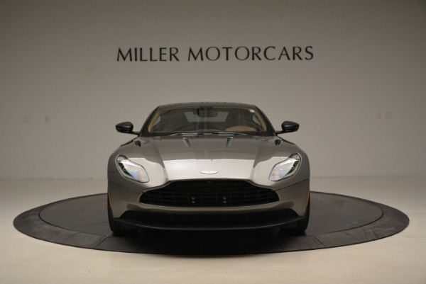 Used 2018 Aston Martin DB11 V12 for sale $169,990 at Maserati of Greenwich in Greenwich CT 06830 12
