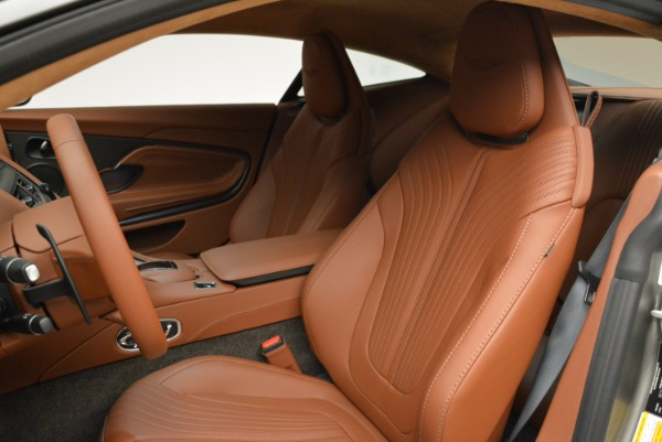 Used 2018 Aston Martin DB11 V12 for sale $169,990 at Maserati of Greenwich in Greenwich CT 06830 17