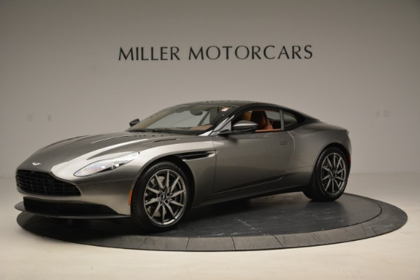 Used 2018 Aston Martin DB11 V12 for sale $169,990 at Maserati of Greenwich in Greenwich CT 06830 2