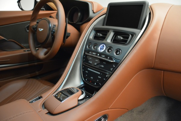 Used 2018 Aston Martin DB11 V12 for sale $169,990 at Maserati of Greenwich in Greenwich CT 06830 22