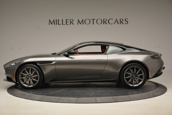 Used 2018 Aston Martin DB11 V12 for sale $169,990 at Maserati of Greenwich in Greenwich CT 06830 3