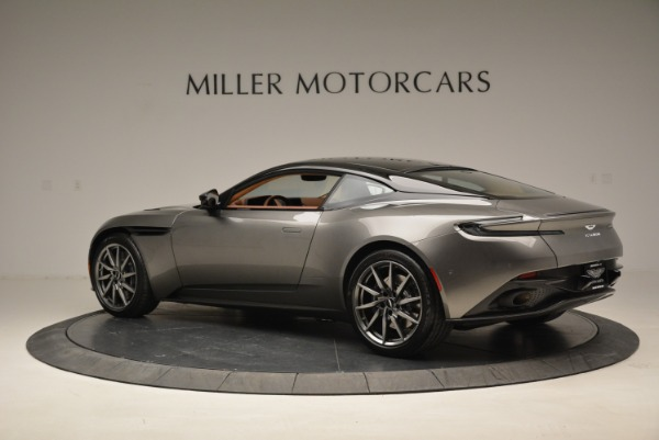 Used 2018 Aston Martin DB11 V12 for sale $169,990 at Maserati of Greenwich in Greenwich CT 06830 4