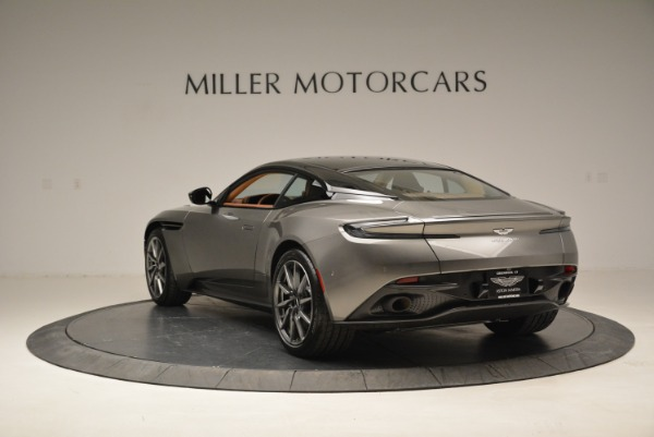 Used 2018 Aston Martin DB11 V12 for sale $169,990 at Maserati of Greenwich in Greenwich CT 06830 5