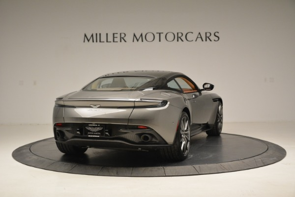 Used 2018 Aston Martin DB11 V12 for sale $169,990 at Maserati of Greenwich in Greenwich CT 06830 7