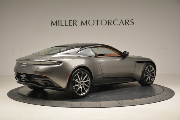 Used 2018 Aston Martin DB11 V12 for sale $169,990 at Maserati of Greenwich in Greenwich CT 06830 8