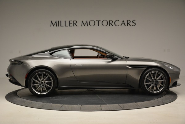Used 2018 Aston Martin DB11 V12 for sale $169,990 at Maserati of Greenwich in Greenwich CT 06830 9
