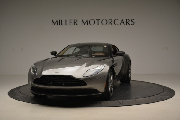 Used 2018 Aston Martin DB11 V12 for sale $169,990 at Maserati of Greenwich in Greenwich CT 06830 1