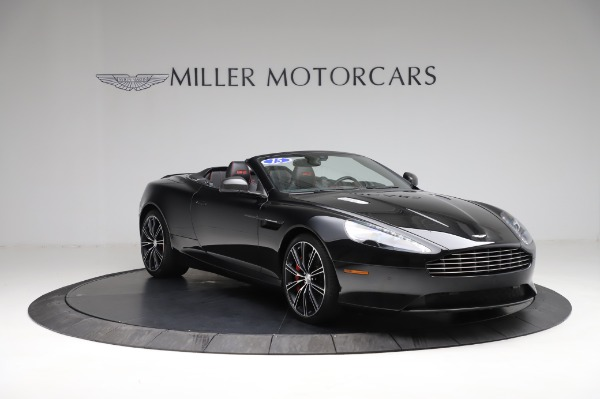 Used 2015 Aston Martin DB9 Convertible for sale Sold at Maserati of Greenwich in Greenwich CT 06830 10