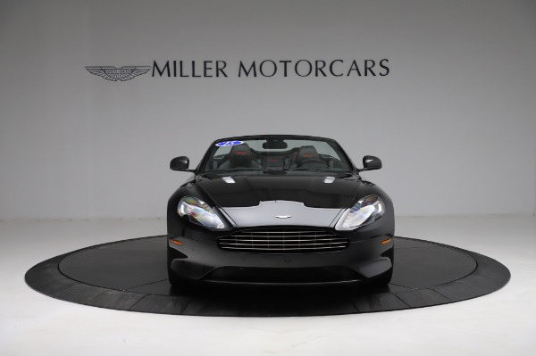 Used 2015 Aston Martin DB9 Convertible for sale Sold at Maserati of Greenwich in Greenwich CT 06830 11