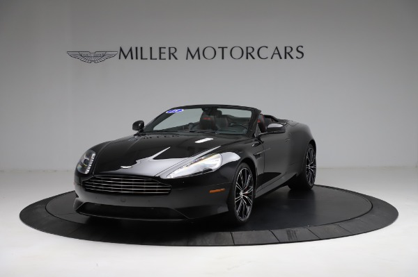Used 2015 Aston Martin DB9 Convertible for sale Sold at Maserati of Greenwich in Greenwich CT 06830 12